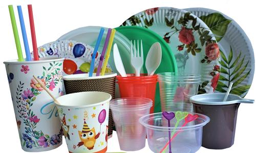 История создания одноразовой посуды