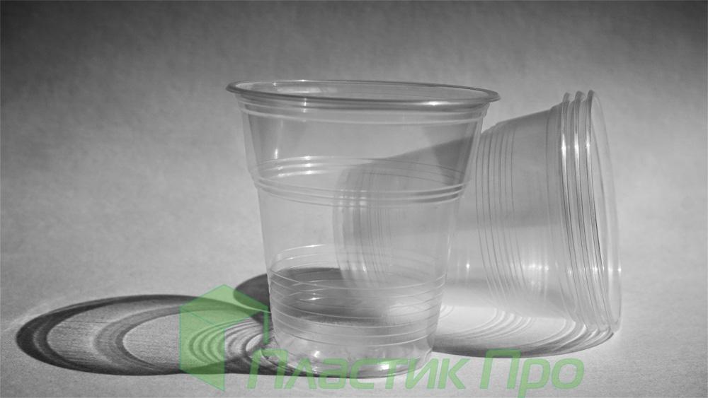 Одноразовый стакан 100 мл