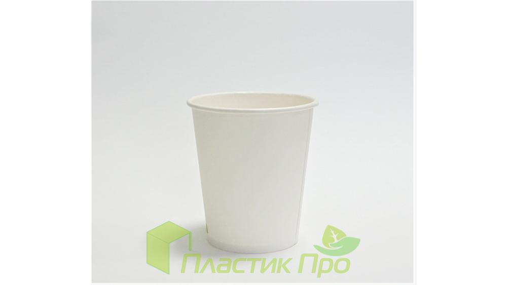 Бумажный стакан 180 мл